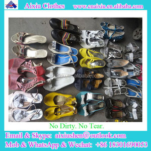 fashion used women shoes in africa
