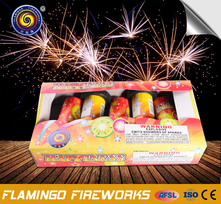 China cold fountain fireworks