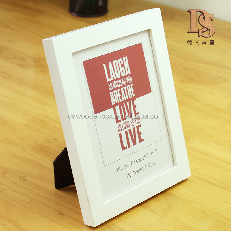 Marcos de madera 8x5 pulgadas familia boda marcos de la foto con el ...