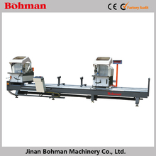 Two Head Meter Display Sliding Compound Miter Saw