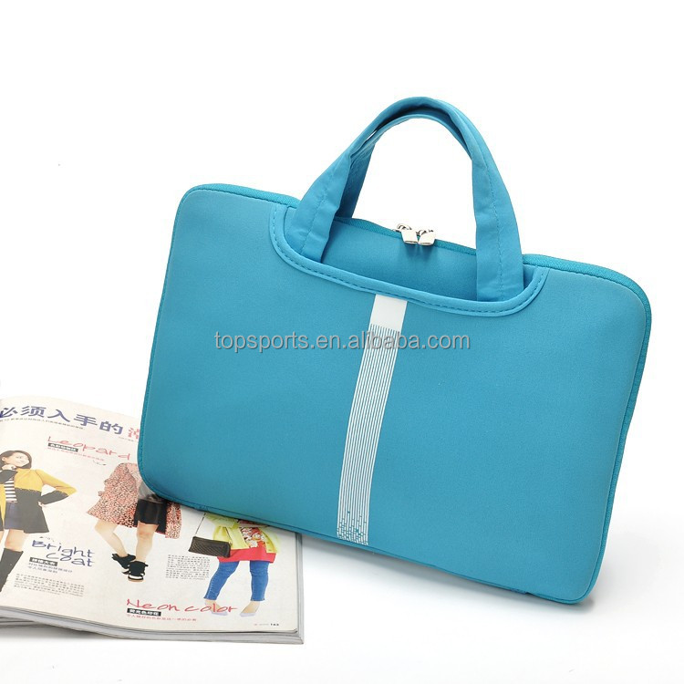 2015 china supplier Hot model good quality neoprene laptop sleeves/bags