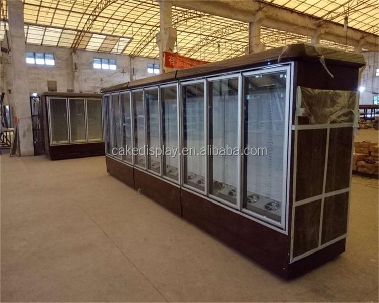 Kleiner Kühlschrank Ohne Gefrierfach Mit Glastür : Snowland kommerziellen verwendet glastür kaltes getränk
