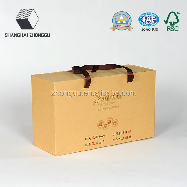 Gift paper bag with high quality and better price,fancy paper bag,high-end shopping bag
