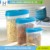 Home Kitchen Plastic Bulk Dry Food Acrylic Cereal Dispenser