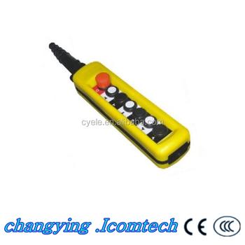 Xac a6913 pendant push button crane pendant control buy remote xac a6913 pendant push button crane pendant control aloadofball Gallery