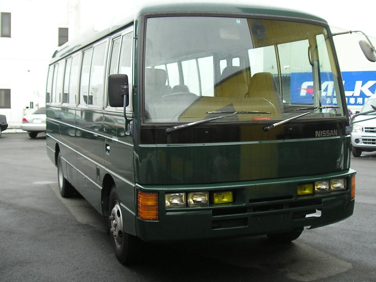 Nissan Civilian Bus 29 Seater Year 1993 Japanese Used Bus - Buy Used Bus,Japanese  Used Bus,Buses Product on Alibaba.com