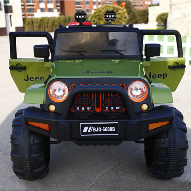 Mainan Mobil Listrik Mainan Anak, Daya Baterai dan Berkendara 12V