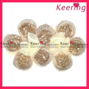 Hot sale Newest rhinestone accessories for clothing WPH-1637