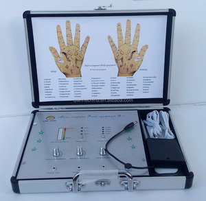 Hand diagnosis therapy device/acupuncture diagnosis machine