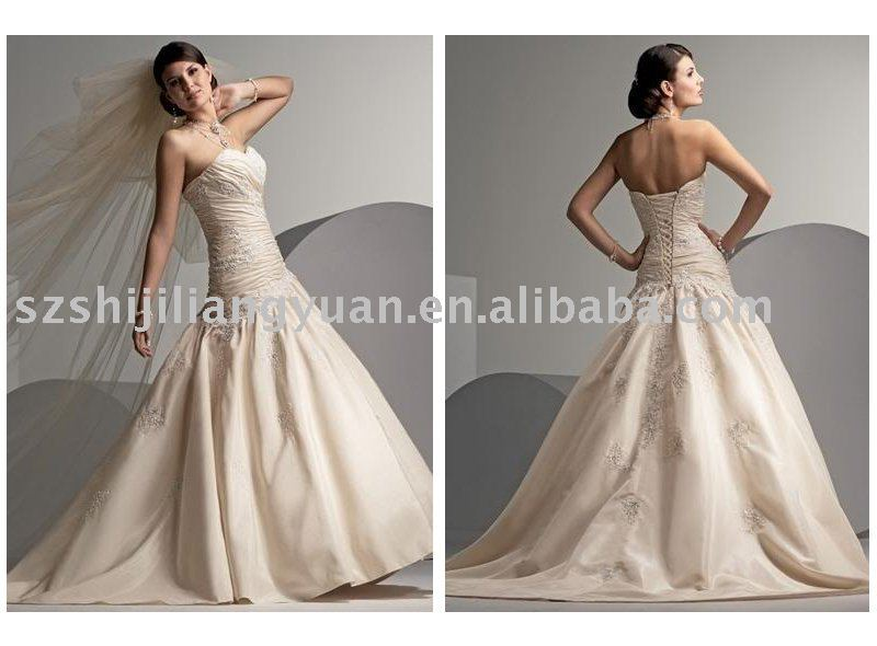 china cream wedding dresses china cream wedding dresses manufacturers and suppliers on alibabacom