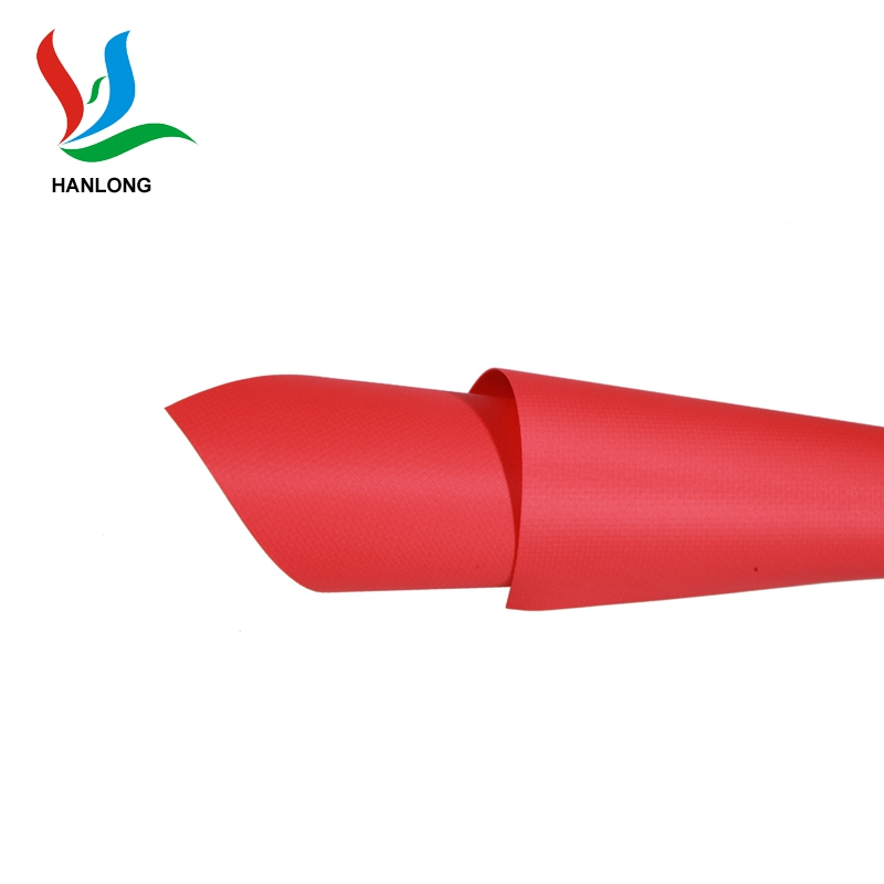 Best 1100gsm tarpaulin insulated tent drop stitch pvc fabric