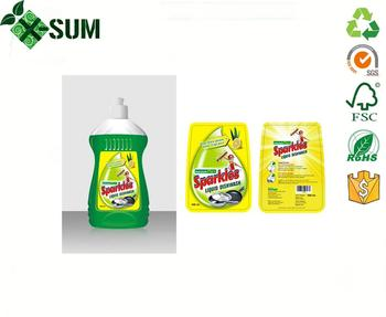 Custom dishwashing liquid labels buy dishwashing liquid labels.