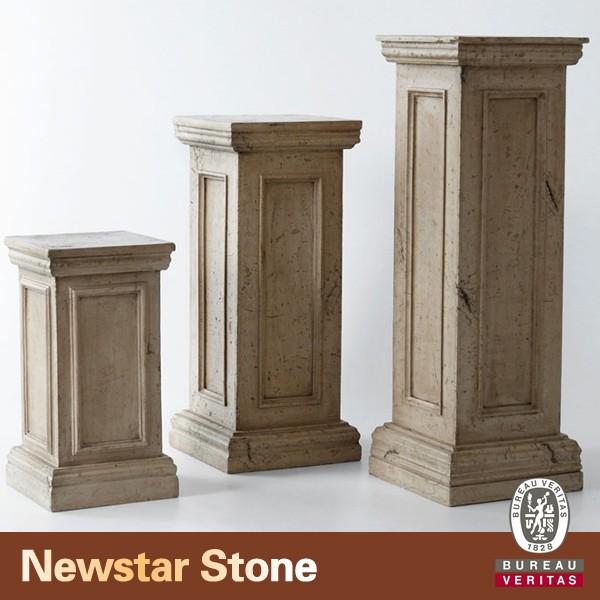 Marble roman square pillar design roman pillar buy for How to build a house on pillars