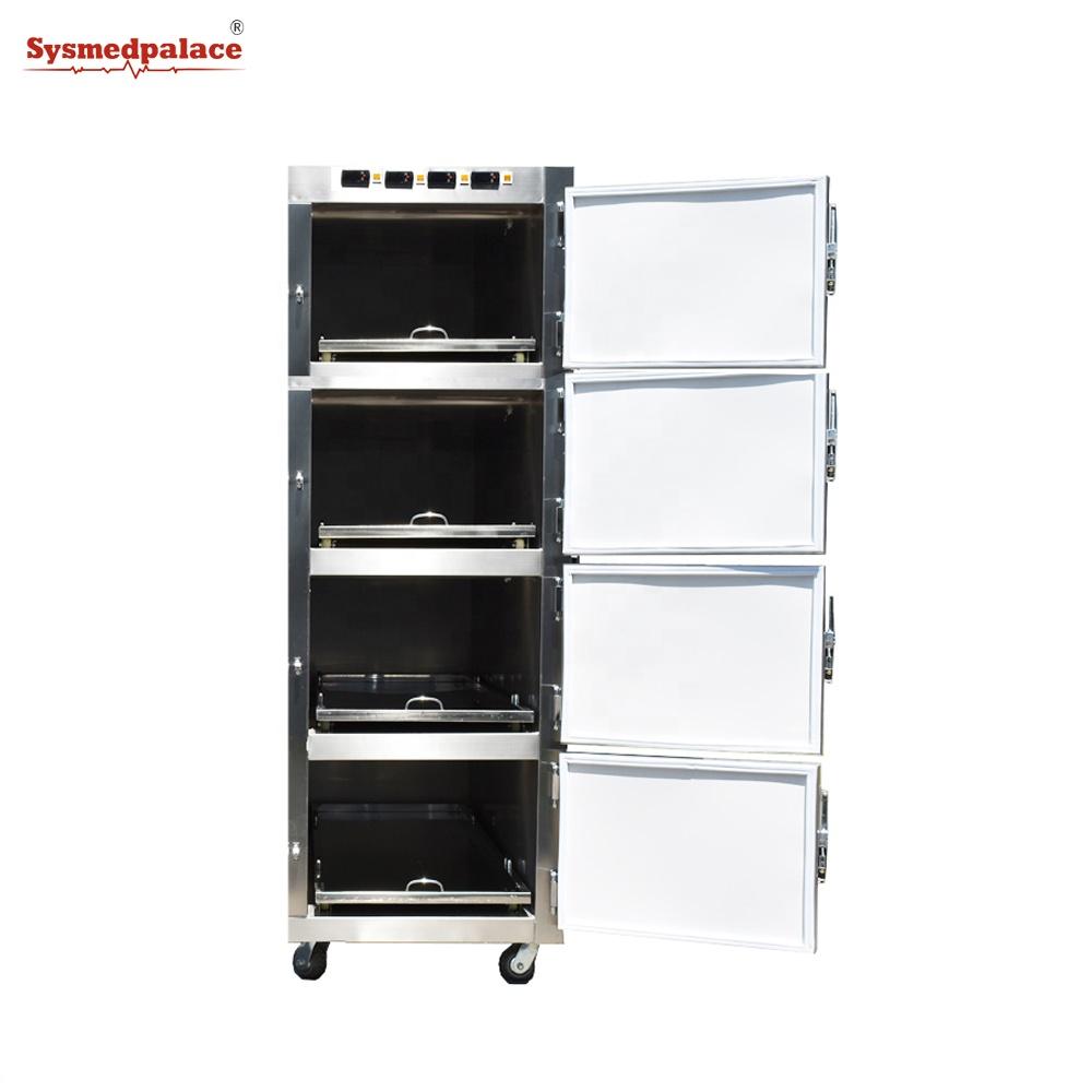 China leichenhalle kühlschrank preis beerdigung kalten lagerung leichenhalle körper kühler leichen corpse kühlschrank mit gefrierfach toten körper