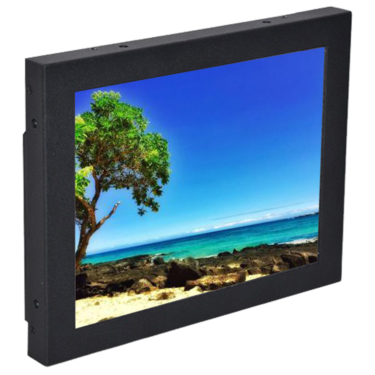 10.4 Inch Open Frame Mount Optionele Draad Resistive Tft Lcd Monitor