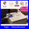 logo printed packing tapes custom printing logo tape bopp printed tape jumbo roll