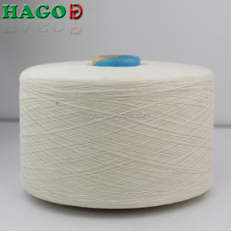 Nm10/1(100 Tekc) 100% cotton polyester working glove yarn manufacturer