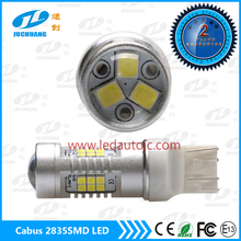 High Intensity CE Rohs Certified Long Life White Led Auto 7443 700lumen Super Bright LED Tail and Brake Light