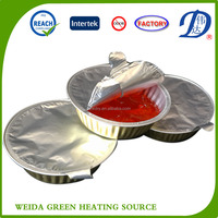 small volume gel fuel, buffet dish fuel for party food warmer direct manufacturer