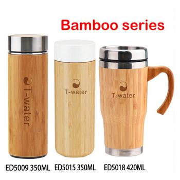 Wholesale Custom Printable Eco Friendly Bamboo Coffee Travel Mug ...