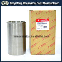 84mm excavator Parts Diesel yanmar engine cylinder liner 4D84 YM129508-22080