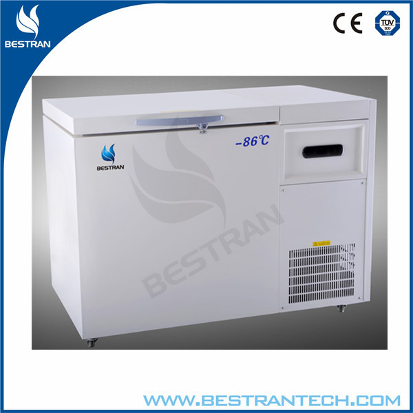 BT-130H118 LED Display Low Temperature portable chest freezer