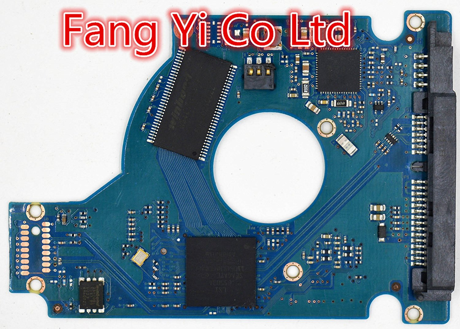 HDD PCB for Seagate Logic Board/Board Number: 100591681 RevA/100591678/ST9500325AS/500GB/5400rpm