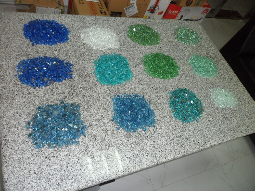 "Supply 1/4"" Fireplace glass"