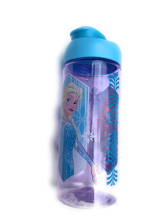 New Zak Designs Jurassic World 16.5oz Sullivan water Bottle Grey Tint Clear