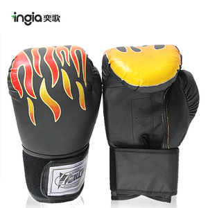 PU Lining Silica Gel Bulk Giant Colored Personalized Twins Kick Custom Boxing Gloves