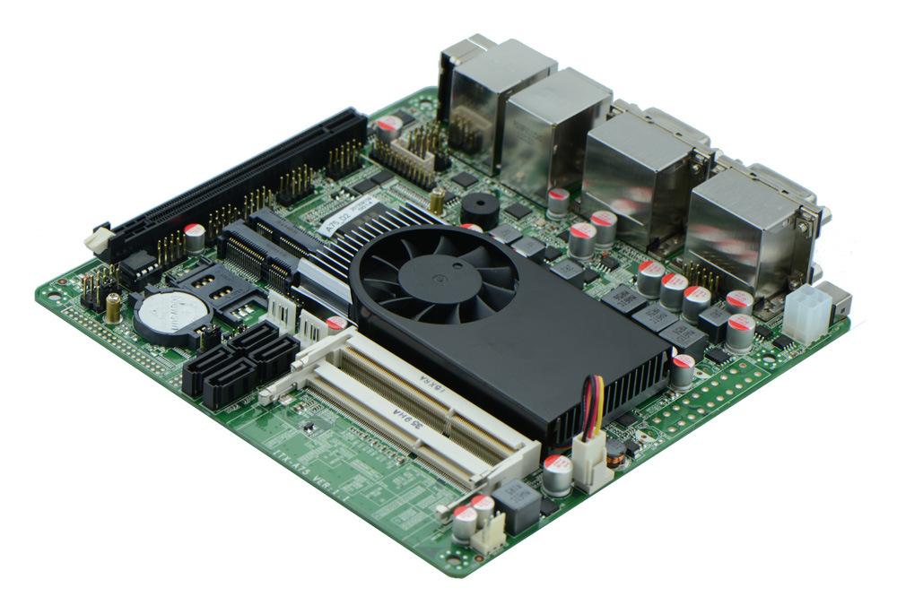 Mini Itx Motherboard 2 Pcie Slots