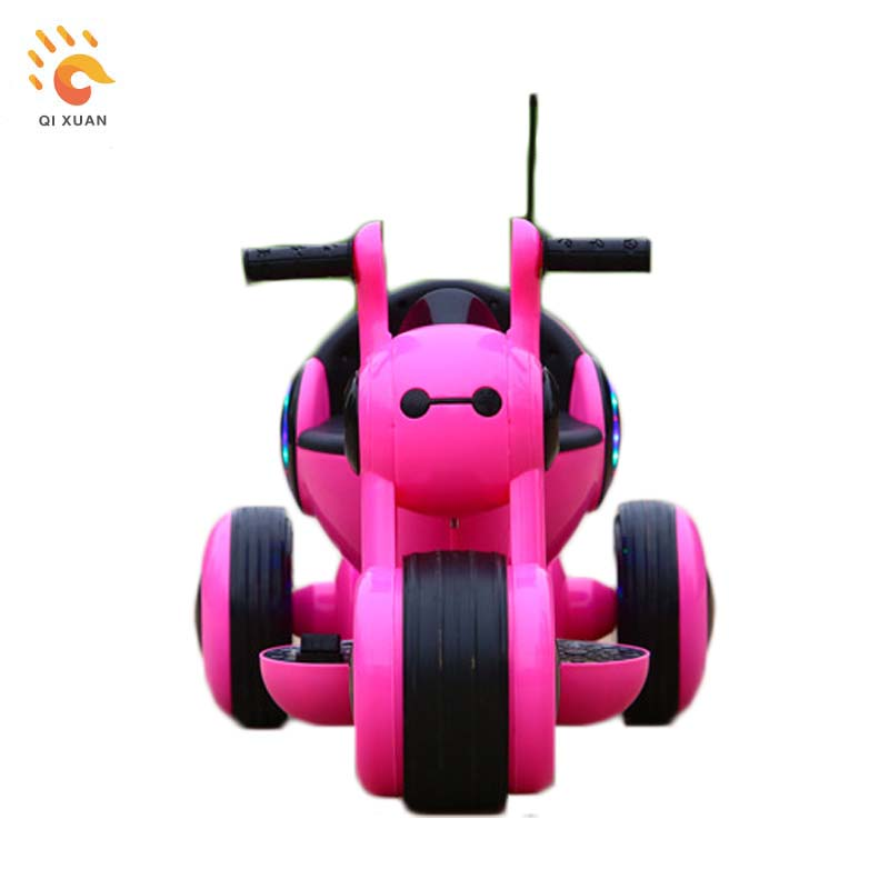 eco-friendly kid motorbike electric motorcycle for children to ride on