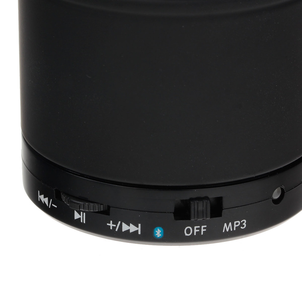 mini s10 portable wireless small round bluetooth speaker