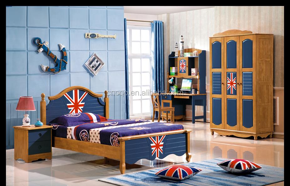 Bunk bed children bedroom furniture oak solid wood bed buy solid wood bunk bed latest bedroom Unfinished childrens bedroom furniture
