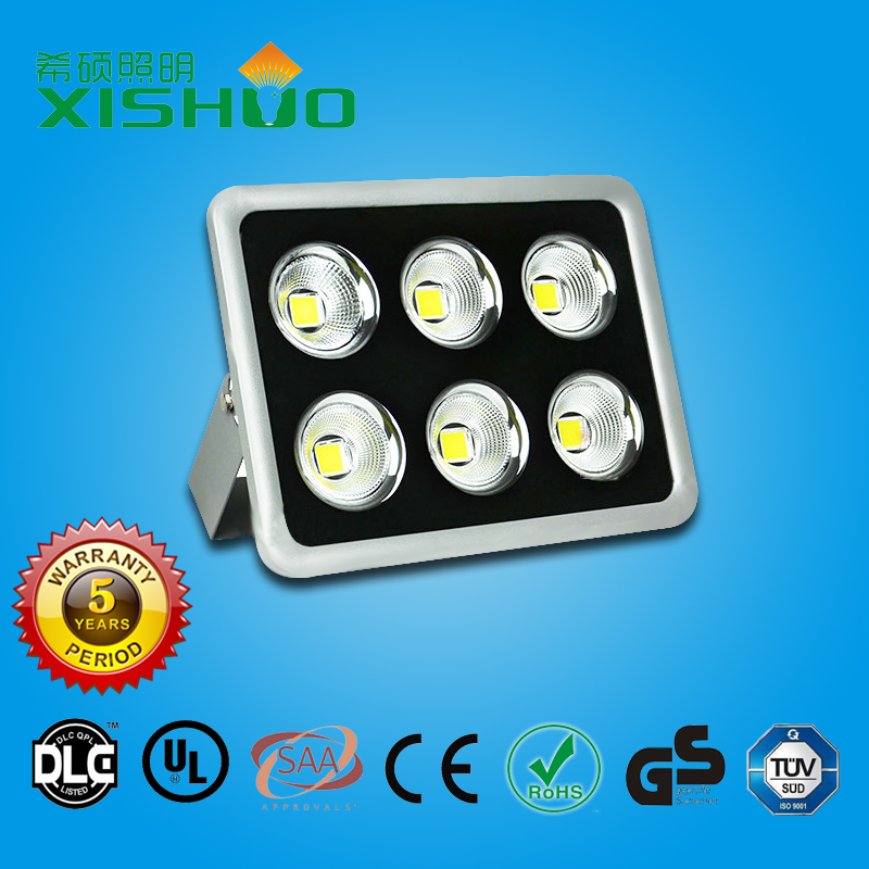 2017 Beautiful Design Outdoor Choice Quality Led Flood light 200w with high effiency and lumens