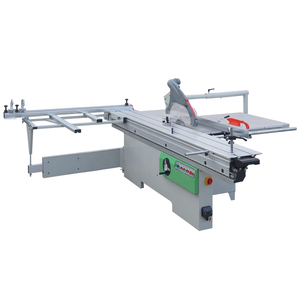 Qingdao Precision Cheap Price Auto Wood cutting Sliding Table Panel Saw Machine For Woodworking