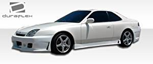 1997-2001 Honda Prelude Duraflex B-2 Side Skirts Rocker Panels - 2 Piece
