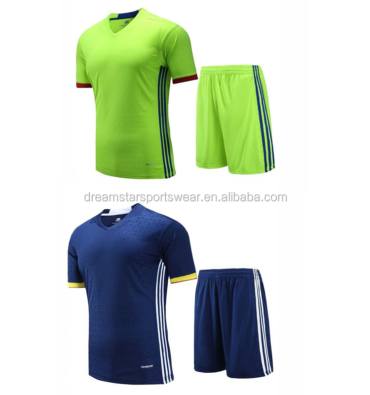 Wholesale Sportswear Good Quality Soccer Uniform