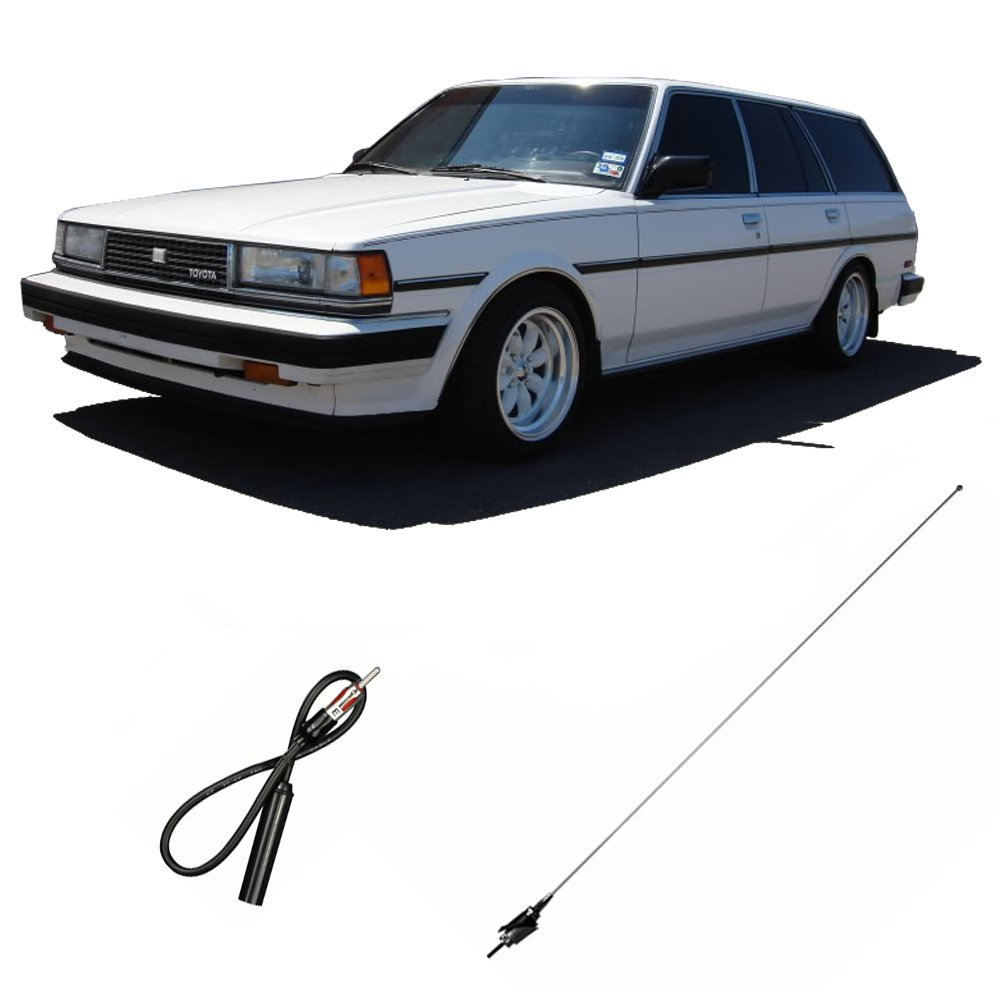Cheap 1985 Toyota Cressida Find Deals On Line 1989 Fenders Get Quotations Wagon 1982 Factory Replacement Radio Stereo Custom Antenna