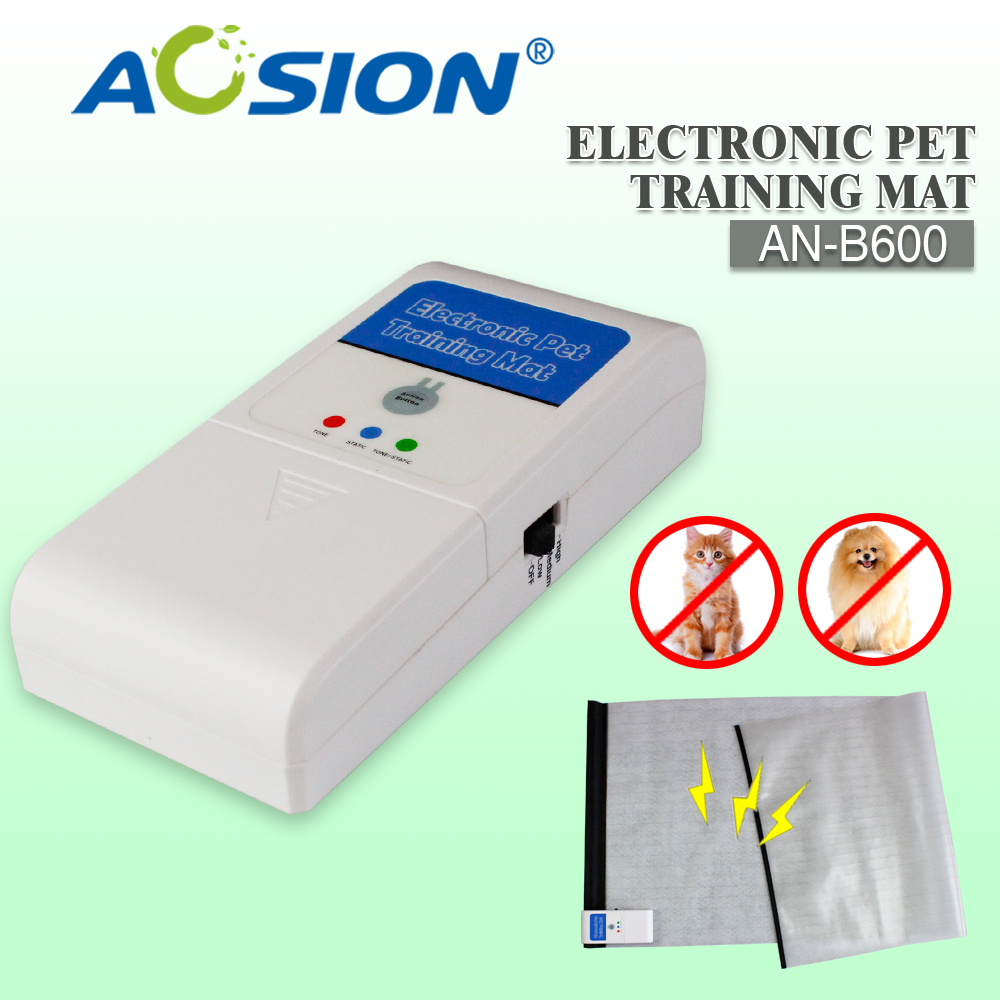 Aosion Hot-selling Electronic Pet Training Pads Private Label