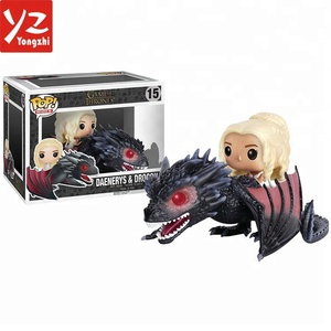Wholesale TV Pop Action Figure,Dragon and Mother of Dragon Funko Pop,The Game Of Thrones Funko Pop PVC Figure