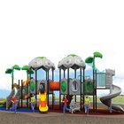 Outdoor Fantasyland Play Set Outdoor Playground Kids Outdoor Play Area