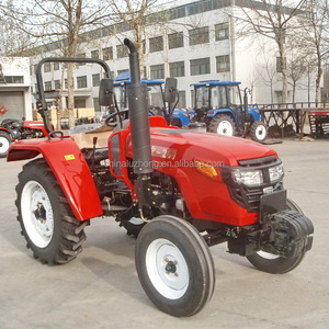 Luzhong 260 26hp two wheel drive mini farm tractor for hot sale