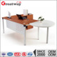 Italian office executive philippine antique furniture pc roll top desk