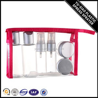 China Supplier High Quality WK-T-8 toiletry travel bottle set