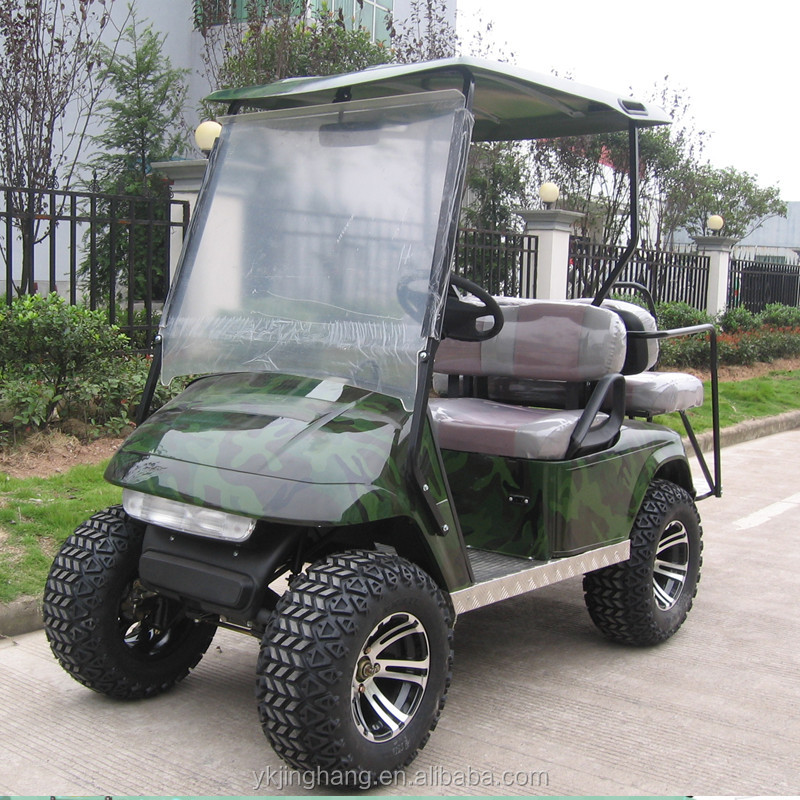 CE club car golf buggy/golf buggy with off road tyre