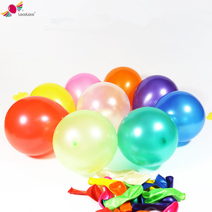 China manufacturer customized wedding decoration gifts party supplies balloons