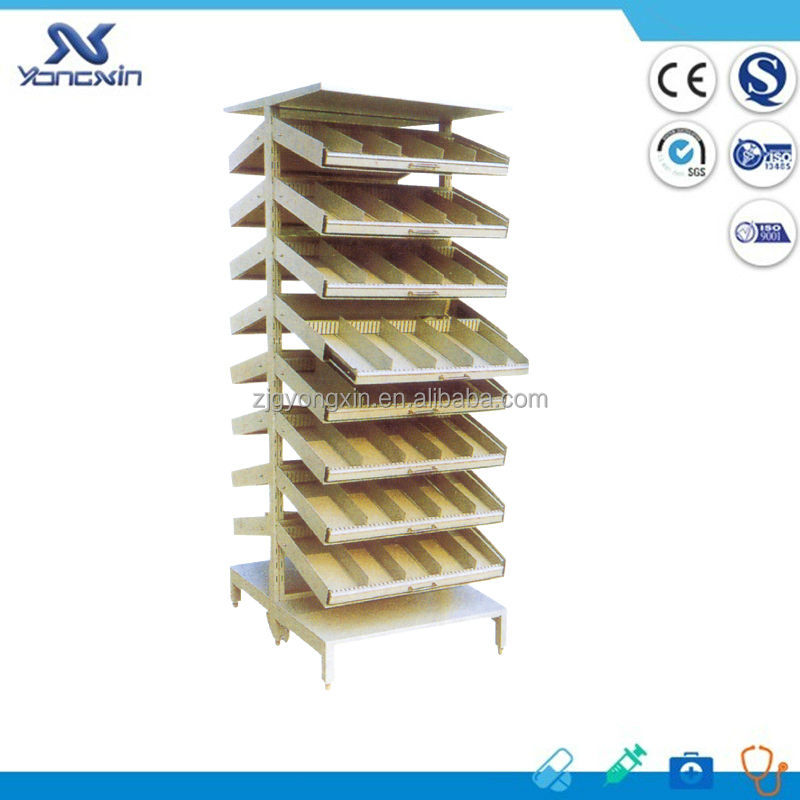 Adjustable Medicine Shelf, Metal Shelf Dividers (YXZ-060)