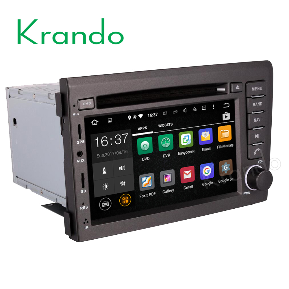 Krando Android 7 1 Car Radio Dvd Multimedia For Volvo S60: Grossiste Volvo S60-Acheter Les Meilleurs Volvo S60 Lots