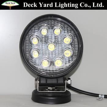 Small Led Work Lights Off Road 12v Led Car Spotlights Rechargeable